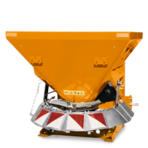 Large gritter, 300 l